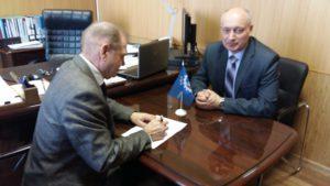 Мичуринские заводы «Прогресс» и «Милорем» договорились о совместной работе