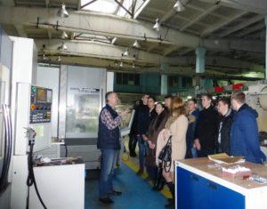 Экскурсия на «Мичуринском заводе «Прогресс»