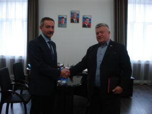 Подписано соглашение о сотрудничестве между Тамбовским РО ООО «СоюзМаш России» и Тамбовским Государственным Техническим Университетом