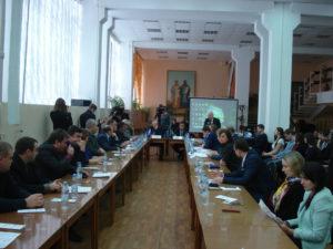 Саяпинские чтения в Тамбове  прошли с участием представителей Тамбовского РО ООО «СоюзМаш России»