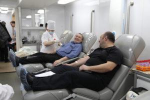 День донора прошел на Тамбовском заводе «Электроприбор»