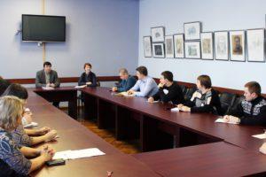ТГТУ начинает обучение нового набора слушателей по Президентской Программе подготовки управленческих кадров