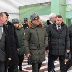 Заместитель министра обороны Юрий Борисов изучил работу тамбовских предприятий оборонного комплекса