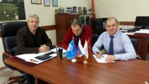 Развивается сотрудничество Мичуринского завода «Прогресс» и Второго Московского приборостроительного завода
