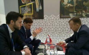 Тамбовская делегация приняла участие в форуме «Сочи-2017»