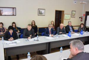 Состоялось заседание Совета Союза «Тамбовская областная торгово-промышленная палата»