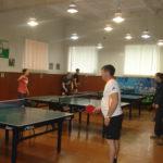 В Тамбове состоялся турнир по настольному теннису – второй этап отборочных соревнований в зачет Спартакиады среди промышленных предприятий области