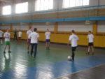 Спортсмены тамбовских предприятий сыграли в мини-футбол