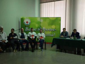 В Тамбовской городской больнице начинают работу волонтеры