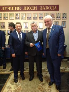 Тамбовское Региональное отделение ООО «СоюзМаш» начинает совместную работу с депутатами областной Думы