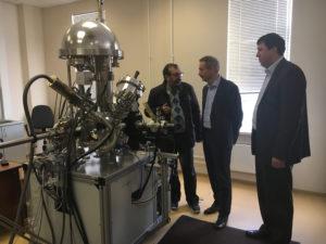 ТГТУ развивает сотрудничество с научным центром в Черноголовке