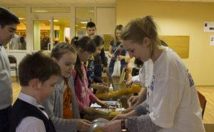 В Тамбовской областной библиотеке им. А. С. Пушкина прошел традиционный апрельский литературный фестиваль «Библионочь-2017».