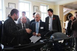 4 и 5 мая в ТГТУ проходила II Всероссийская молодежная научная конференция «Радиоэлектроника. Проблемы и перспективы развития».