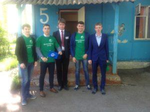 Форум «Школа общественного деятеля» проведен в Тамбовской области