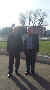 Представители Тамбовского РО ООО «СоюзМаш России» посетили Мичуринский завод «Милорем»