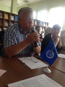 Первый заместитель Тамбовского РО ООО «Союз машиностроителей России» одобрил создание технопарка в Тамбове