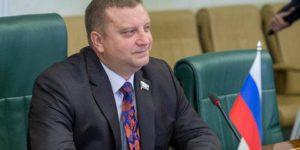 Сенатор от Тамбовской области, член Союза машиностроителей России Алексей Кондратьев удостоен государственной награды РФ
