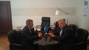 Предприятие «Росхимзащита» готово к сотрудничеству с Союзом машиностроителей в Тамбовском регионе