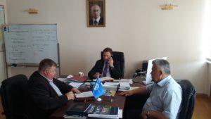 Руководство Регионального отделения «Союз машиностроителей России» помогает работе промышленных предприятий Тамбовской области