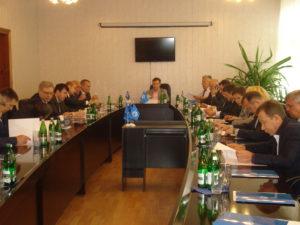 Тамбовское Региональное отделение ООО «СоюзМаш России» провело расширенное заседание в Мичуринске