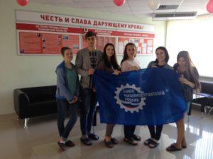 Молодые активисты пополнили банк донорской крови
