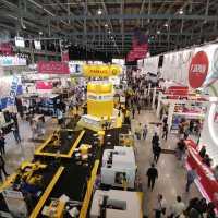 Тамбовская область приняла участие в международной промышленной выставке «Иннопром», которая проходила в Екатеринбурге