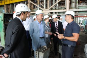 Договор о сотрудничестве подписали ТГТУ и «КВАДРА»