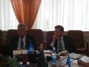 Подготовка профессиональных кадров в Тамбовском регионе будет проводиться под контролем Союза машиностроителей России