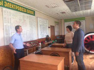 Представители Тамбовского РО ООО «СоюзМаш России» приняли участие в мониторинге состояния учебных заведений