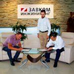 АО «ЗАВКОМ» будет сотрудничать с китайской компанией в сфере переработки сельскохозяйственной продукции