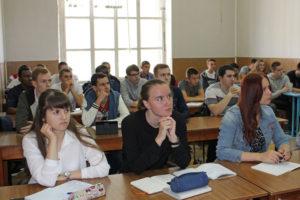 в Тамбовском государственном техническом университете состоялась лекция «Цифровая связь. Современное состояние и перспективы развития»