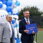 В ТГТУ состоялся праздник посвящения в первокурсники