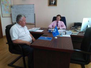 Тамбовское региональное отделение Союза машиностроителей выступило с инициативой создания промышленного технопарка