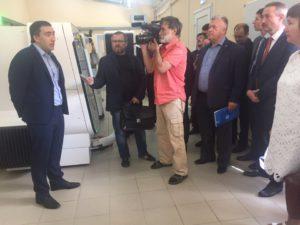 В ТГТУ открылся уникальный центр коллективного пользования «Цифровое машиностроение»