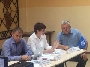 Представители Тамбовского Регионального  отделения Союза машиностроителей России приняли участие в работе бизнес-форума