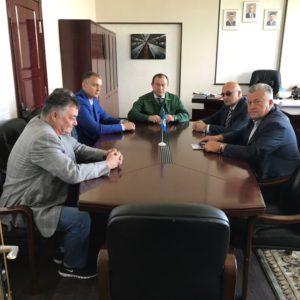 Тамбовское Региональное отделение Союза машиностроителей будет помогать в сотрудничестве тамбовских и белорусских компаний