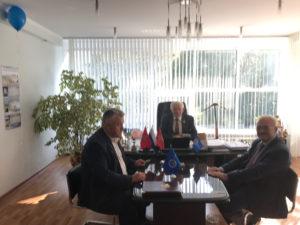 Прошла деловая встреча руководства Тамбовского и Тульского Региональных отделения Союза машиностроителей России