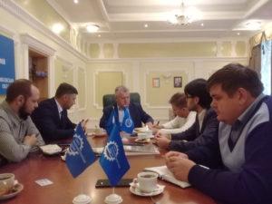 Тамбовское отделение Союза машиностроителей начинает совместную работу с ТГУ им. Г. Р. Державина