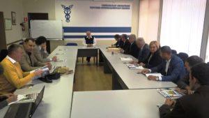 Представители Беларуси, Болгарии и Сербской республики встретились в Тамбове