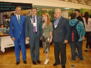 Работа Делового центра Покровской ярмарки организована на базе областной научной библиотеки имени А.С. Пушкина