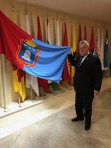 Руководитель Тамбовского регионального отделения Союза машиностроителей России принял участие в заседании Совета Федерации