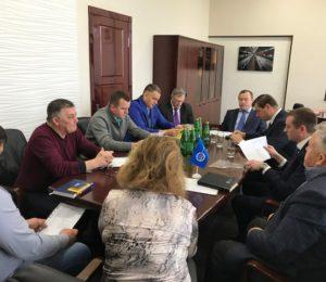 Представители Тамбовского РО ООО «СоюзМаш России» инициировали переговоры между предприятиями Тамбовщины и Беларуси