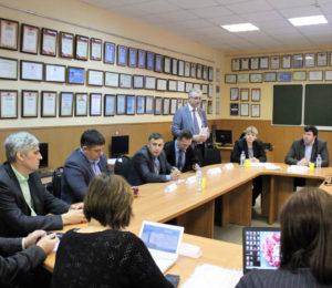 В ТГТУ прошел круглый стол «Малый бизнес АПК – наука, образование, производство: перспективы сотрудничества»