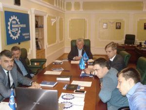 В Тамбовском отделении Союза машиностроителей России презентовали систему мониторинга станков с числовым программным управлением