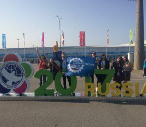 Координатор молодежных проектов Тамбовского отделения Союза машиностроителей России принял участие в фестивале молодежи и студентов в Сочи