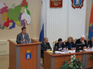 Главный финансовый документ -  проект бюджета  на 2018 год и плановый период 2019 и 2020 годов Тамбовского региона прошел один из самых главных экзаменов  публичные слушания.