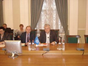 Заседание Координационного Совета по реализации регионального стандарта кадрового обеспечения промышленного роста состоялось с участием представителей Тамбовского Регионального отделения Союза машиностроителей России