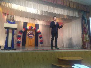 14 декабря в Тамбове  состоялся  фестиваль межнациональных культур и отношений «Хоровод дружбы» среди воспитанников областных организаций, осуществляющих образовательную деятельность