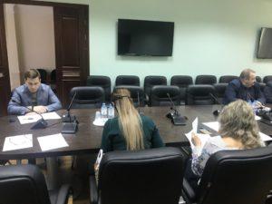 Представители Тамбовского Регионального отделения Союза машиностроителей России приняли участие в заседании комитета областной Думы