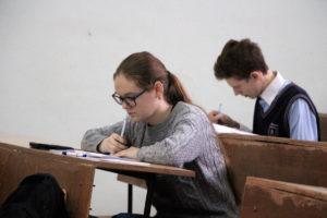 В Тамбовском государственном техническом университете уже прошел очный этап многопрофильной инженерной олимпиады «Звезда» для всех желающих школьников города Тамбова и Тамбовской области